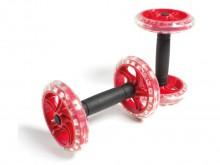 All-In Sport: De dynamische Core-trainer zorgen voor instabiele bewegingen en versterken zo de spieren in armen, schouders en de complete romp. De moei...
