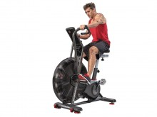 All-In Sport: Professionele fitnessbike voor een zeer intensieve totalbody-training. Hoe sneller er wordt getraind, des te groter wordt de weerstand. D...