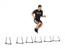 All-In Sport: De in hoogte verstelbare horden bieden ontelbare trainingsmogelijkheden en zijn geschikt voor zowel sprinttraining als voor Plyometrische...