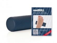 All-In Sport: De minirol maakt een doelgerichte toepassing mogelijk voor voet, hand, onderarm en onderbeen. Het geprofileerde, geslotencellige oppervla...