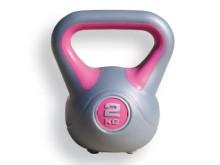 All-In Sport: Kettlebells van kunststof zijn al v.a. 2 kg in zeer kleine gewichtsverhogingen leverbaar. Kunststof-Kettlebells liggen zeer goed in de ha...