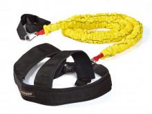 All-In Sport: Met de ACCELERATOR weerstandstrainer kunnen doelgericht snelkracht, snelheid, krachtuithoudings-vermogen en coördinatie getraind worden. ...