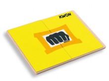 All-In Sport: plank van hard kunststof met een gedefinieerde breuklijn in het midden. Deze plank is meermaals inzetbaar, omdat het breukvlak eenvoudig ...