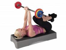All-In Sport: <p>Deze opleiding-barbell sets zijn ontworpen voor fitness groepslessen in studios of clubs. De sets zijn even geschikt voor thuis fitne...