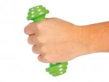 All-In Sport: Togu Mini-halters zijn ideaal voor aerobic, pilates en fysiotherapie. De nieuwe handgewichten van Togu presenteren zich in klassieke vorm...