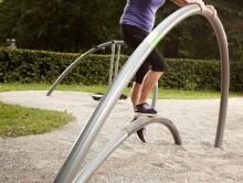 All-In Sport: <p>Outdoor fitnesstoestellen met natuurlijke en wrijvingsvrije bewegingsvorm. Voor een complete, effectieve en functionele work-out staan...