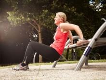 All-In Sport: <p>Outdoor fitnessapparatuur met soepele en natuurlijke beweging. Er zijn ook apparaten voor verbetering van kracht of uithoudingsvermoge...