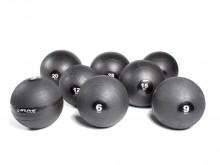 All-In Sport: Voor Crosstraining en andere hoog-intensieve workouts. Slam Balls bestaan uit zeer stroef en robuust rubber. De Vulling is van zand voor ...