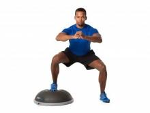 All-In Sport: BOSU® - both sides utilized - beide zijden kunnen voor een afwisselende training gebruikt worden! De BOSU® wordt in de functionele traini...