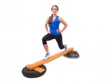 All-In Sport: Artzt Vitality® stabiliteitsbalk® - de nieuwe balanstrainer in een evenwichtsbalk-design<br /><br />De optiek van de stabiliteitstrainer ...