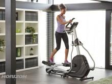 All-In Sport: LCD-weergave van tijd, snelheid, afstand, calorieën, weerstand (vermogen in watt), omwentelingen per minuut en grafische weergave van de ...