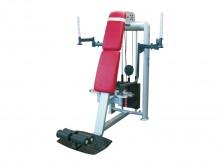 All-In Sport: Aus dem DIO-Circle: Butterfly-Maschine, basiert auf der Grundlage von Maschinentraining in der stehenden Position.