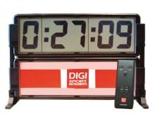 All-In Sport: De 10 cm hoge digitale weergave is tot op een afstand van 50 meter te zien. Stopwatch-, count-down en count-up functie zijn via een afsta...
