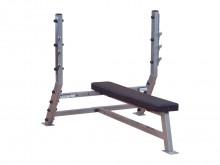 All-In Sport: Äußerst stabiler, pulverbeschichteter Rahmen mit verzinkten Ablagen und robuster, dauerhafter Polsterung. Mße (LxBxH) 170 x 125 x 125 cm.