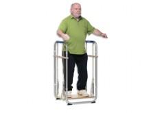 All-In Sport: Deze Stabilisator is een total-body trainingstoestel ter verbetering van de sensorische verdeling van houding en beweging. Al de kleinste...