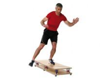 All-In Sport: Nutzen Sie das pedalo®-Federbrett 150 zur Verbesserung Ihrer Haltungs- und Bewegungskoordination. Mit umfangreichen Übungen können Sportl...