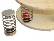 All-In Sport: Das pedalo® Feder-Einschubelement ist ein Zubehör für die Federbretter von Pedalo.<br /><br />Mit dem zusätzlichen Federelement erhöht si...
