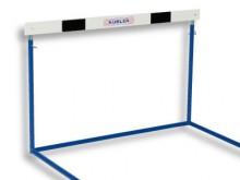 All-In Sport: Van staal, zonder contragewichten, hoogte-instelling met steekelementen, latbuizen verzinkt, framedelen epoxy gelakt, houten lat. Hoogte-...