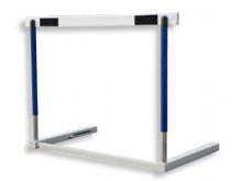 All-In Sport: Eenvoudige wedstrijdhorde in aluminium/staal bouwwijze. Hoogteverstelling 76,2 – 84,0 – 91,4 – 99,0 – 106,7 cm eenvoudig en snel middels ...