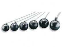 All-In Sport: Kogel van gietijzer, tarreert (tot 7,26 kg), met kogellager, draad en greep. Hoogwaardige kogelstootdraden van Duitse makelij. Ideaal voo...