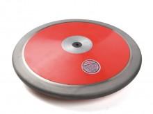 All-In Sport: Kunststof schalen met tarreerschroef, uitgebalanceerde metalen ring (80% van het gewicht). Afm. en gewichten volgens IAAF-voorschrift. Kl...