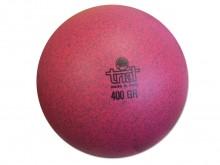 All-In Sport: Werp- en slagbal van rubber voor starters en gevorderden.<br />Gewicht: 400 gram, doorsnede: 10,5 cm.