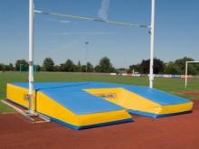 All-In Sport: Schuimstof-elementen: polyether schuimstof in monoblok-systeem. Direct op de monoblok ligt een extra schuimstof kern, ca. 10 cm dik. Deze...