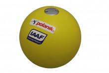 All-In Sport: <p>Polanik Stootkogel is geschikt voor zowel training als competitie en bestaat uit gedraaid staal met een poedercoating oppervlak. De Po...