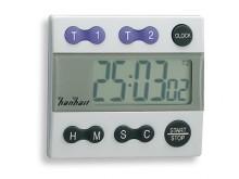 All-In Sport: deze tijdmeter is de ideale oplossing, om een individuele behandeltijd voor te programmeren. Na afloop van de ingestelde tijd volgt een s...