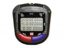 All-In Sport: De stopwatch voor ambitieuze trainers. 3-regels display met datum en alarm, stopwatchfunctie 9 uur, 59 minuten, 59,99 seconden, Pacer (10...