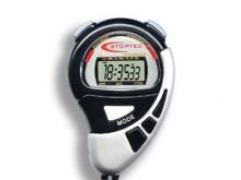All-In Sport: De voordelige stopwatch met duidelijk afleesbare LCD-weergave. 6 posities weergave tot 59 minuten, 59,99 seconden, 12/24 uur, 7 mm cijfer...