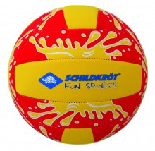 All-In Sport: Attractief gekleurde bal voor spelen op het strand, bij het zwembad en in de tuin. Leverbaar is 3 maten en designs.