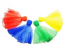 All-In Sport: Soepele vlucht richting doel. Ideaal voor het aanleren van jongleren. Het werpzakje met granulaatvulling geeft richting aan en de lichte ...
