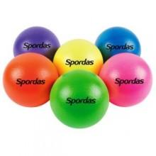 All-In Sport: High quality foamballen in felle neon kleuren. Deze kleuren zijn erg attractief en zorgen voor een goede zichtbaarheid. Medium stuitkrach...
