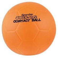 All-In Sport: Deze lichtgewicht bal is zeer zacht en veilig. Speciaal ontwikkeld voor traditionele spellen zoals Dodge-ball, waarbij het de bedoeling i...