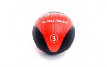 All-In Sport: <p>Medicijn Ball 3kg</p> <p>&nbsp;</p> <p>Medicijn ballen vormen een belangrijk trainingsonderdeel voor de sporter van vandaag. Zeer ge...
