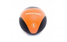 All-In Sport: <p>Medicijn Ball 5kg&nbsp;</p> <p>&nbsp;</p> <p>Medicijn ballen vormen een belangrijk trainingsonderdeel voor de sporter van vandaag. Z...