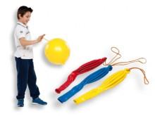 All-In Sport: aus Latex, mit Handschlaufe zum Boxen und Knattern.