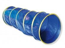 All-In Sport: De kruiptunnel van robuust nylon materiaal is uitgevoerd met een Pop-Up mechanisme en is daardoor supersnel klaar voor gebruik. Bijzonder...