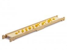 All-In Sport: Omgedraaid is het een gladde balanceerplank. Maximale balans- en speelpret! Geschikt voor het inhaken in de Sportbox, in springkasten met...