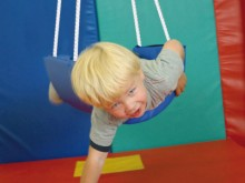 All-In Sport: Het materiaal van de Schommelstoel is zeer hoogwaardig en slijtvast. Ideaal dus voor de kinderopvang, gymzaal/sporthal of het motoriek- e...
