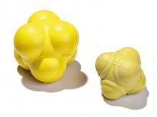 All-In Sport: Deze komische stuit-, knuffel- en vangbal kan op de vloer of tegen een wand gespeeld worden, alleen of in een groep. 6 knobbels laten de ...