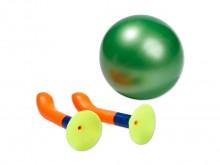 All-In Sport: Behendigheidsspel met groot uitnodigend karakter voor kinderen en volwassenen. Het spel stimuleert de oog-/handcoördinatie en stimuleert ...