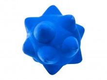 All-In Sport: Materiaal: rubber, gevlokt. Werpen, rollen, grijpen, voelen en veel meer. Doorsnede ca. 10-12 cm.