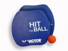 All-In Sport: Planken zonder handvat – dient ter vergroting van het handoppervlak – om de trefzekerheid van de bal aan te leren. Een verstelbare klitte...