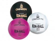 All-In Sport: <b>Omnikin Kin-Ball - der original Kin-Ball für Wettkämpfe</b><br /><br />Kin-Ball ist ein neues Spiel, das Sportgeist, Teamfähigkeit, Kr...
