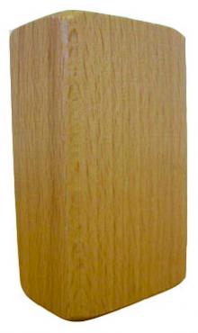 All-In Sport: <p>Turnblok hout groot.</p> <p>Ideaal voor op school, binnen en buiten!</p> <p>Goed te gebruiken voor paaltjes voetbal of blokjes...