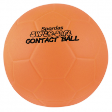 All-In Sport: <p>Deze lichtgewicht bal is zeer zacht en veilig. Speciaal ontwikkeld voor traditionele spellen zoals Dodge-ball, waarbij het de bedoelin...
