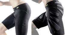 All-In Sport: <p>LILA Exogen broek. De compressie broek is gemaakt voor comfort en bewegings vrijheid bij weerstand training van onderlichaam en benen....