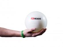 All-In Sport: De officiële HEADIS bal is gemaakt om kopbal-tafeltennis te spelen. De stuiteigenschappen en het opgeruwde oppervlak zijn ideaal om Headi...
